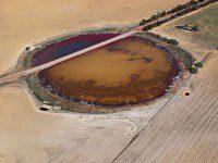 Quairading Pink Lake - Avusturalya